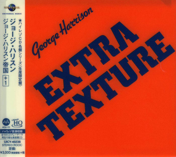 Extra Texture (2014 Remaster) + Bonus