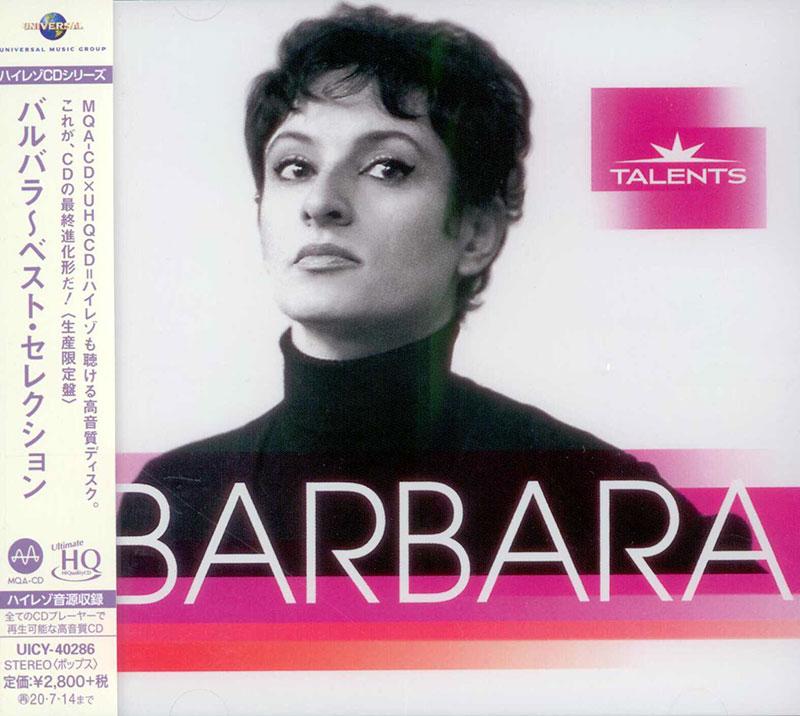 Barbara - Master Serie - Vol. 1