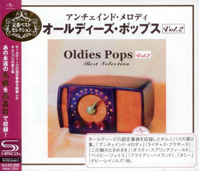 Oldies Pops. vol. 2 image
