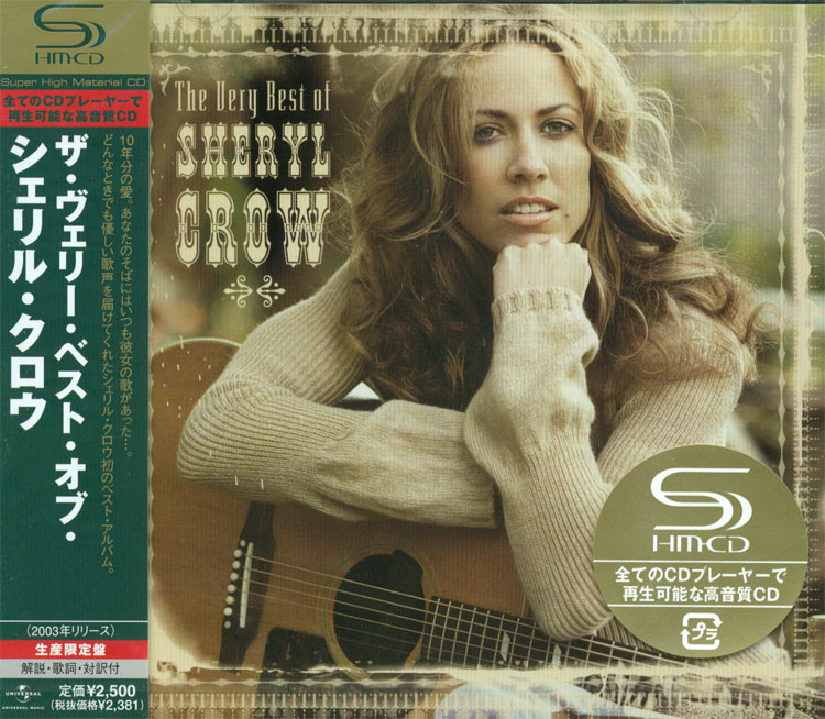 The Very Best Of Sheryl Crow image