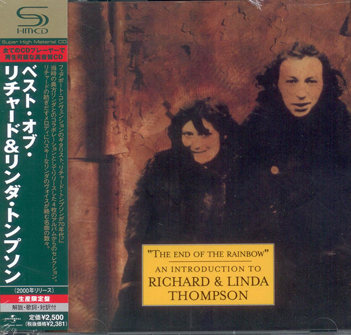 The Best of Richard & Linda Thompson (The Island Years) image