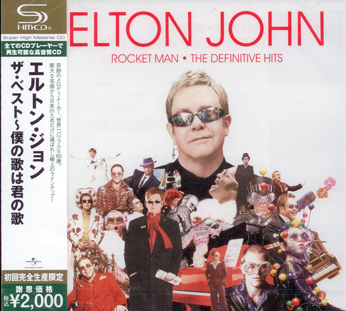 Rocket Man - The Definitive Collection