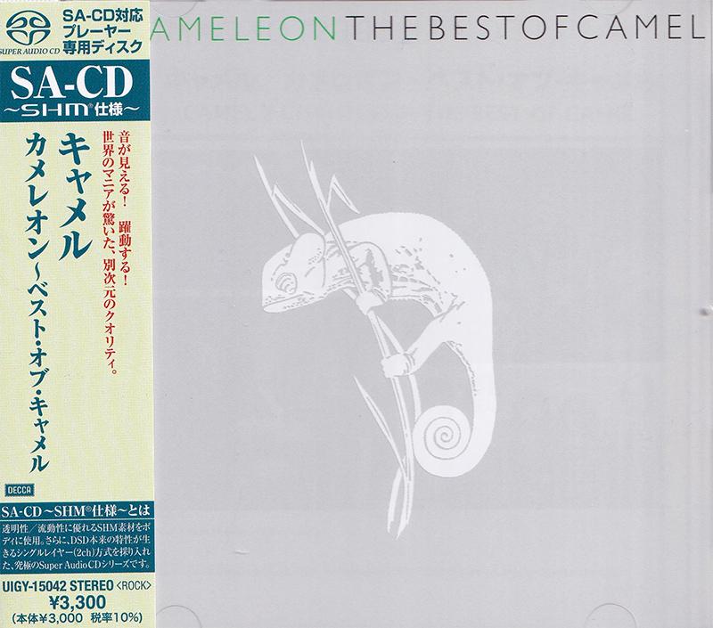 Chameleon - The best of Camel image