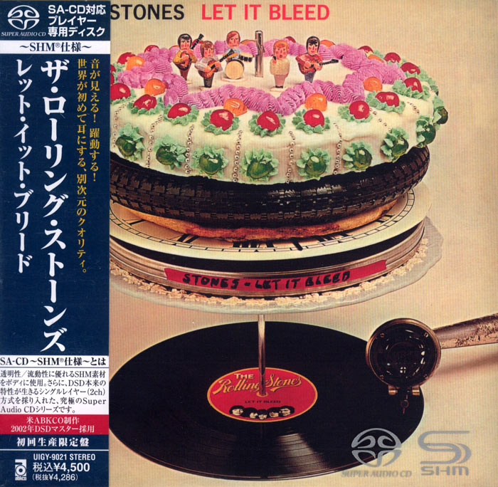 Let It Bleed  image