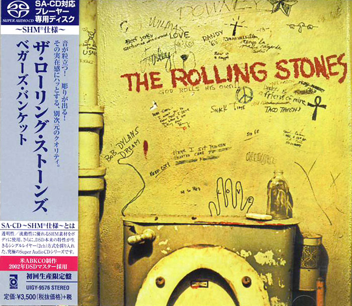 Beggars Banquet  image