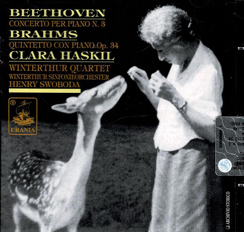 Piano Concerto No. 3 / Piano Quintet, Op. 34 image