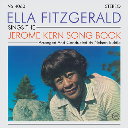 Ella Fitzgerald Sings The Jerome Kern Song Book image