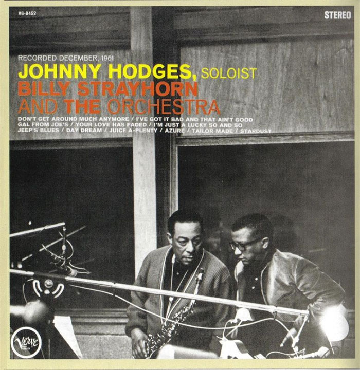 Johnny Hodges, Billy Strayhorn & The Orchestra