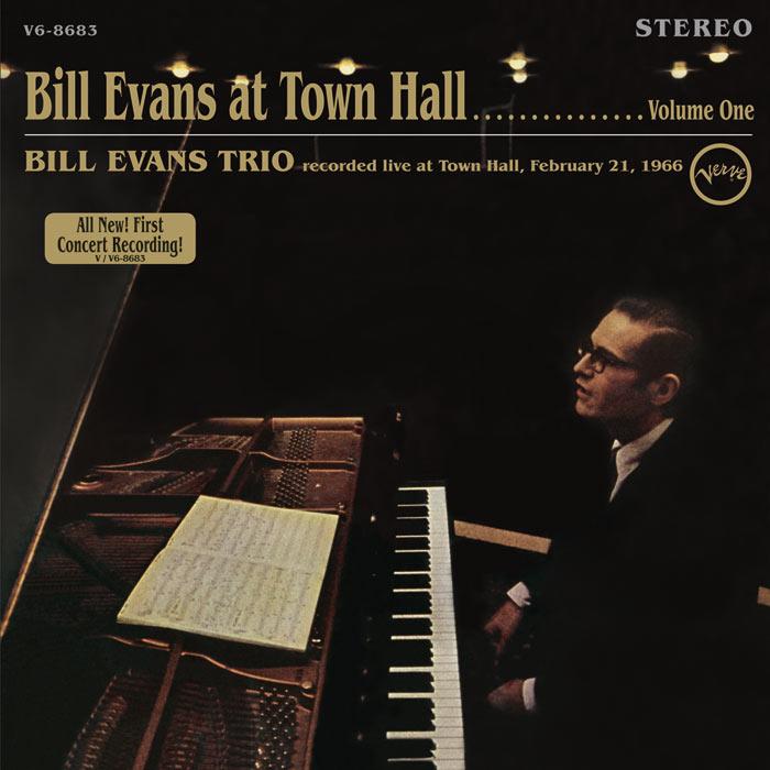Bill Evans At Town Hall Vol. 1 image