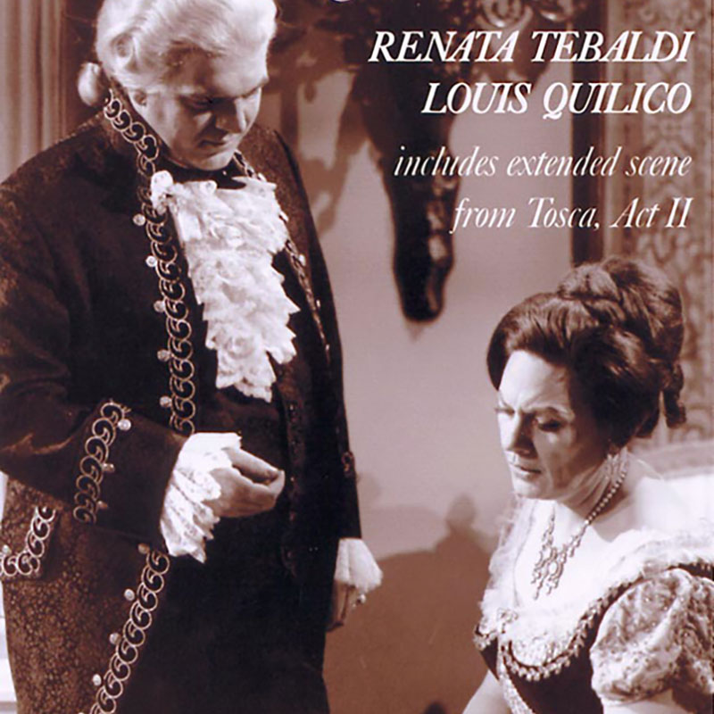 Concerto Italiano - Includes Act II Finale from Tosca