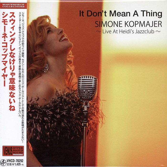 It Don't Mean A Thing - Live At Heidi's Jazzclub