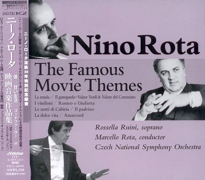 The famous Movie Themes