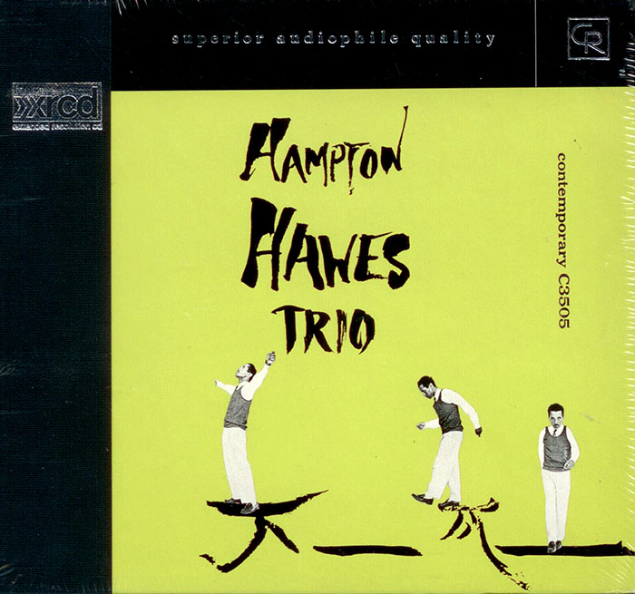 Hampton Hawes Trio image