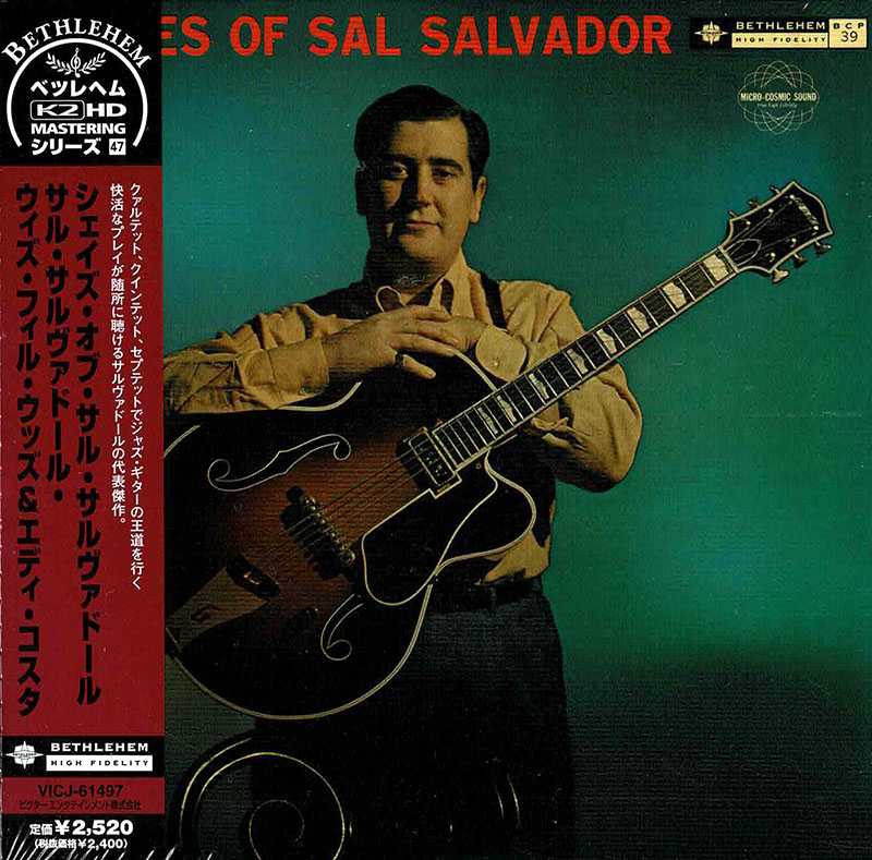 Shades of Sal Salvador image