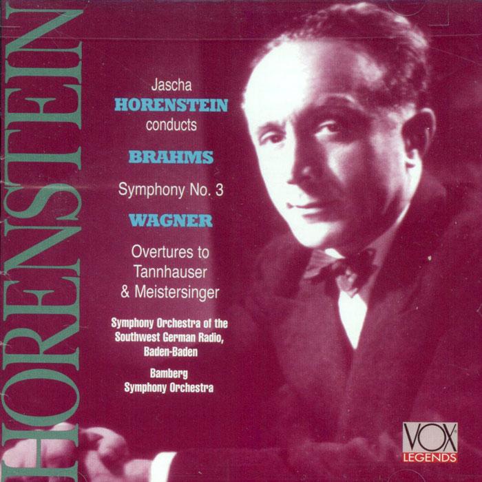 Symphony no 3 / Die Meistersinger von Nürnberg: Act 1 Prelude / Tannhäuser: Overture