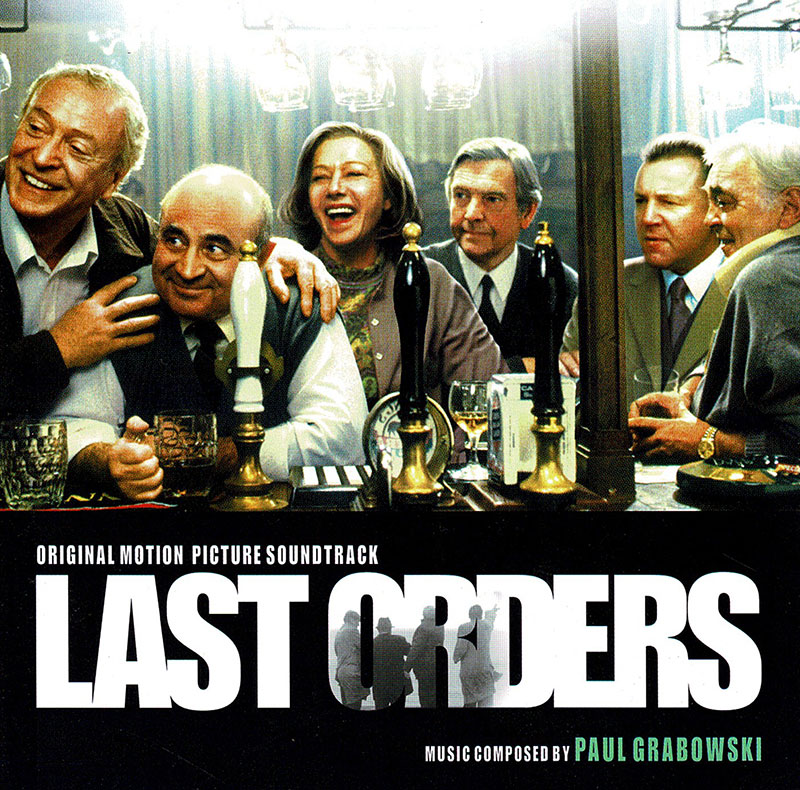 Last Orders (Soundtrack)