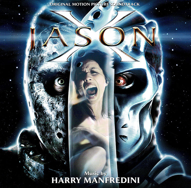 Jason X [Original Motion Picture Soundtrack]