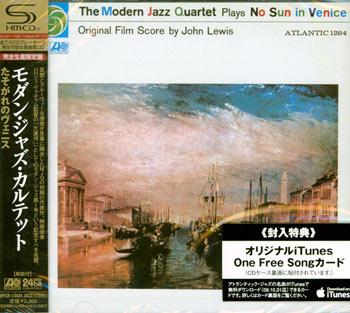 No Sun in Venice - oryginalna sciezka dzwiekowa z muzyka Johna Lewisa