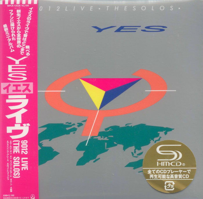 9012 Live : The Solos + 2