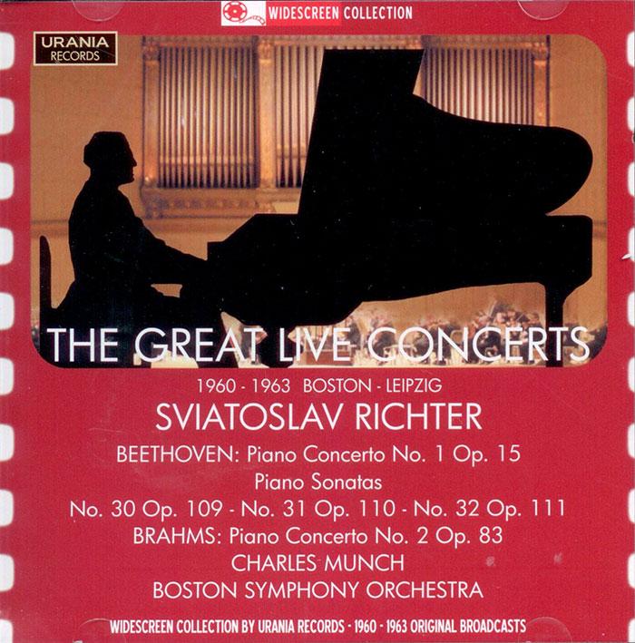 Piano Concerto No. 2 in B flat major / Piano Concerto No. 1 in C major