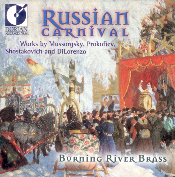 Russian Carnival - Sythian Suite / A little Russian circus / Pictures at an Exhibition / Concertino in A minor Op.94