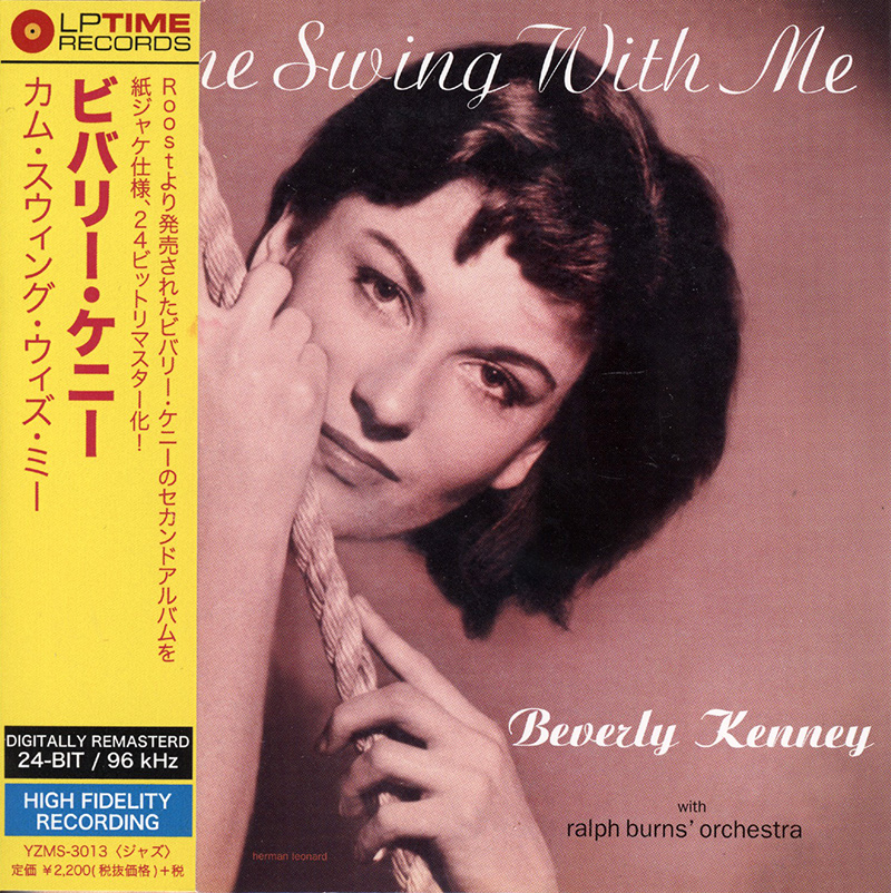 Living Sound Fidelity Stereophonic - Come Swing with Me