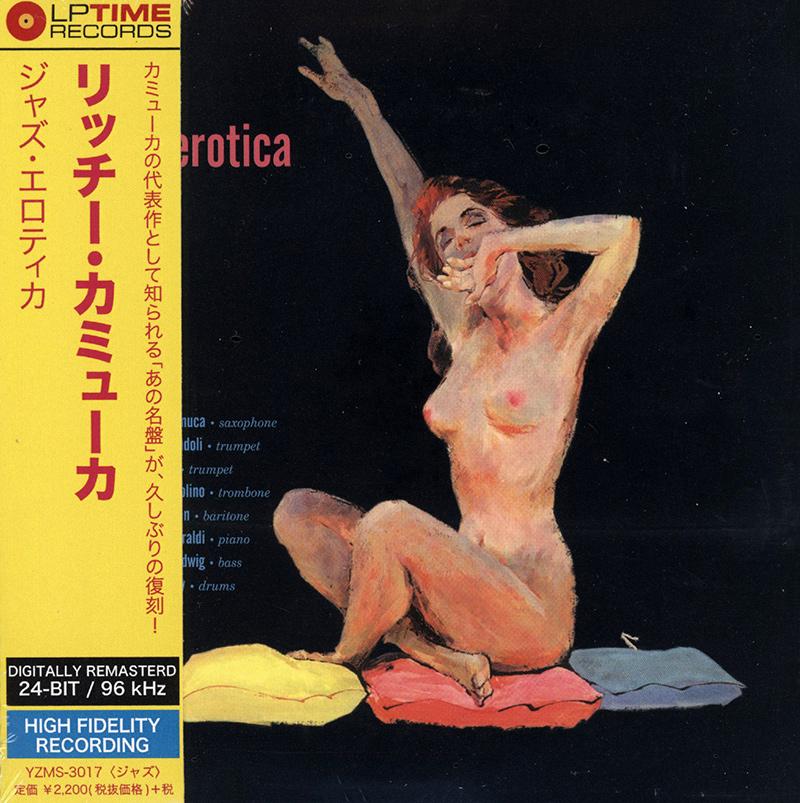 Living Sound Fidelity Stereophonic - Jazz Erotica - West Coast Jazz in Hifi