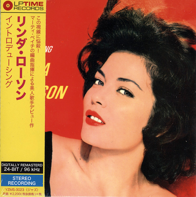 Living Sound Fidelity Stereophonic - Introducing Linda Lawson