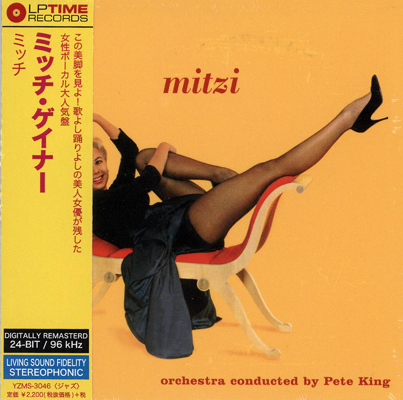 Living Sound Fidelity Stereophonic - mitzi