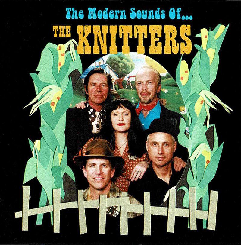 The Modern Sounds Of The Knitters image