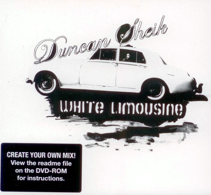 White Limousine - CD + DVD-ROM