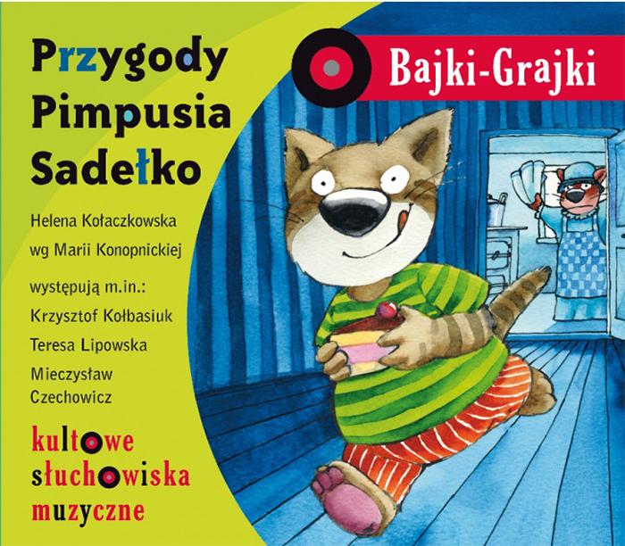 Przygody Pimpusia Sadełko