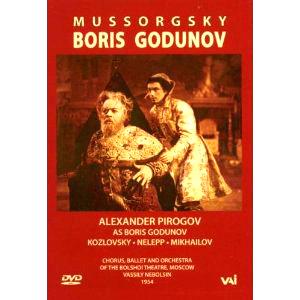 BORIS GODUNOV - Legendarna wersja filmowa opery!