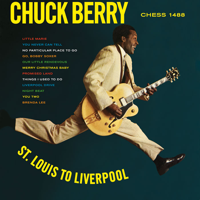 Berry Is On Top + ST. Louis To Liverpool
