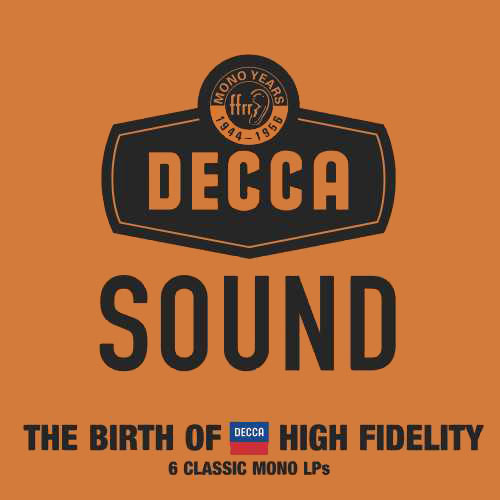 The Decca Sound - Mono Years: The Birth of High Fidelity image