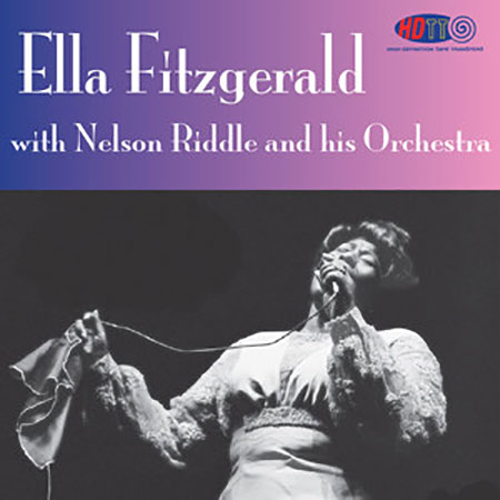 Ella Fitzgerald & Nelson Riddle and His orchestra