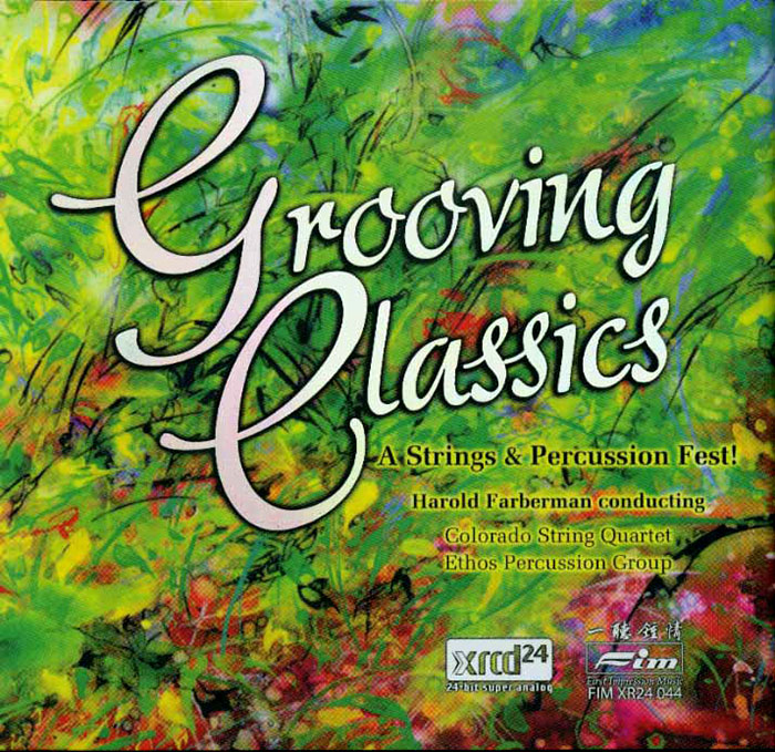 Grooving Classics - A String & Percussion Fest!  image