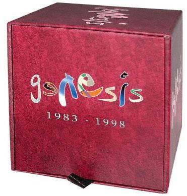 Genesis 1983-1998 - 5 SACD + 5 DVD
