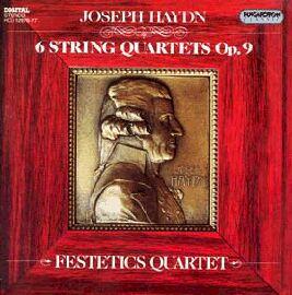 6 String Quartets op. 9