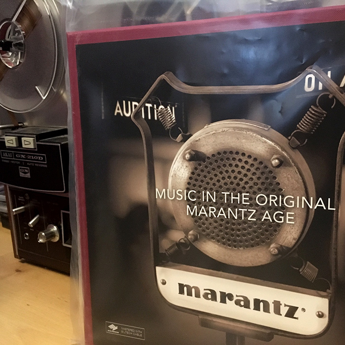 Music in The Original Marantz Age