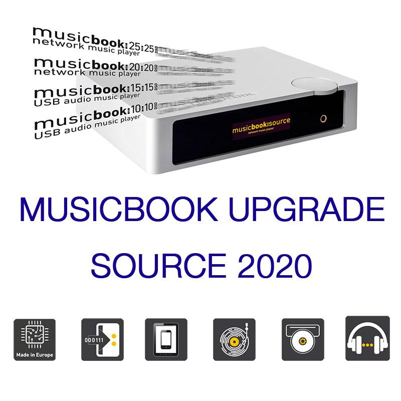 Modernizacja musicbooków do wersji SOURCE