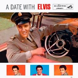 A Date With Elvis -WIEKSZOSC UTWOROW NIE BYLA NIGDY WYDANA NA WINYLU!