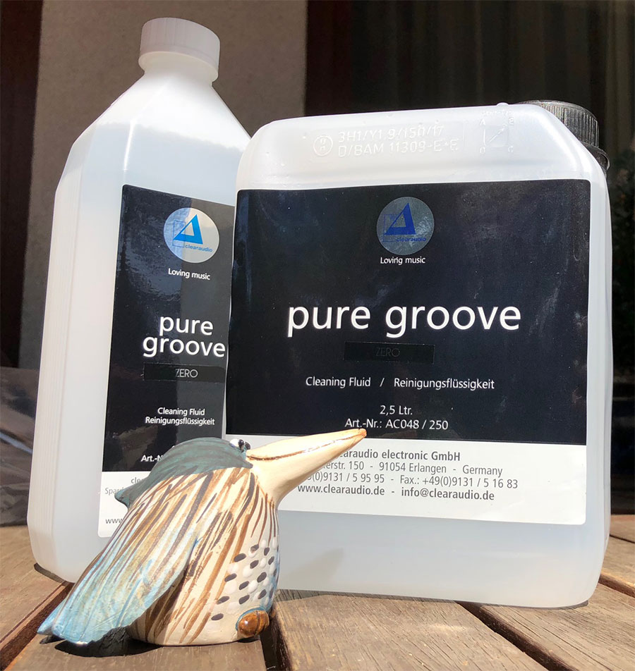 Pure Groove '0'