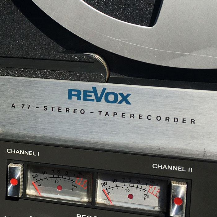 Revox A-77