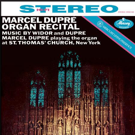 Marcel Dupre - Organ Recital