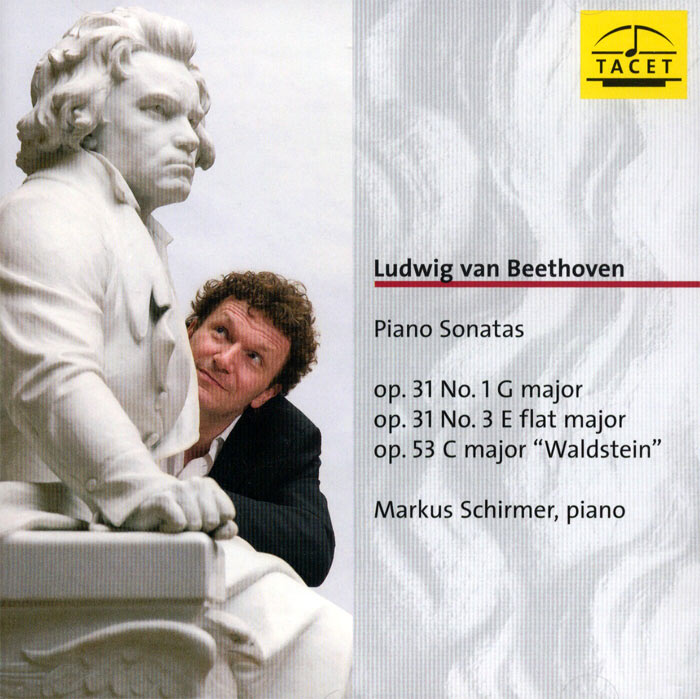 Piano Sonatas: op. 31 no. 1 G major, op. 31 no. 3 E flat major, op. 53 C major