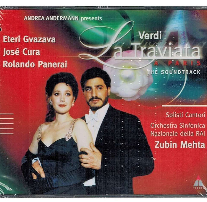 La traviata (Paris) - Eteri Gvazava, Jose Cura