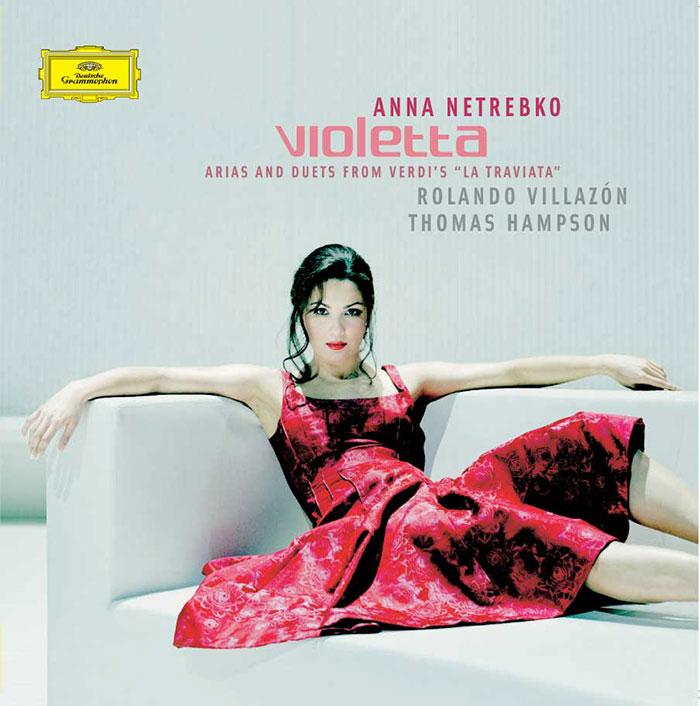 Violetta - La Traviata - arie i duety