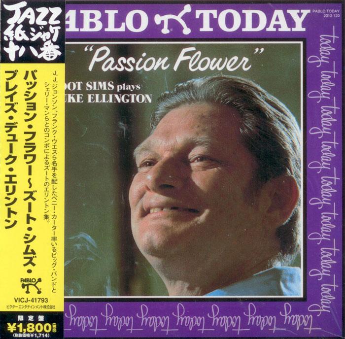Passion Flower - Zoot Sims plays Duke Ellington